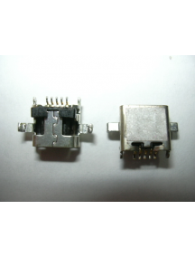 Conector de carga - accesorios Blackberry 8800 swap