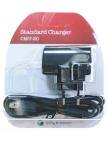 Cargador Sony ericsson CMU-20 con blister