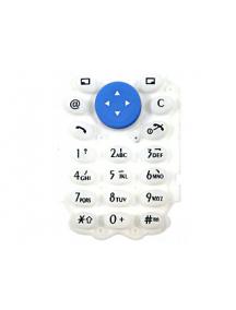Teclado Panasonic GD35 azul