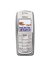 Carcasa Nokia 3120 celeste