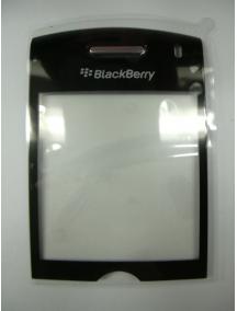 Ventana Blackberry 8110 - 8120 - 8130 negra