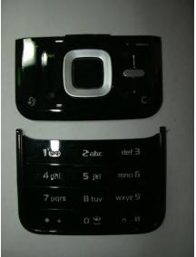 Teclado Nokia N81 completo compatible