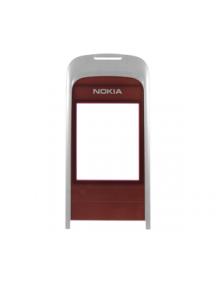 Ventana Nokia 2720 plata - roja