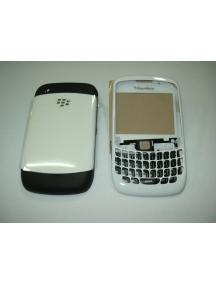 Carcasa Blackberry 8520 blanca