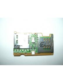 Placa de Sim Sony Ericsson S302 - W302