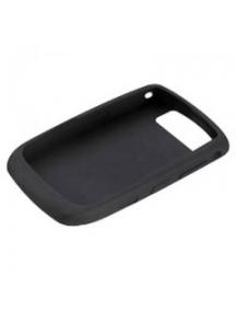 Funda de silicona Blackberry HDW-18963 negra con blister