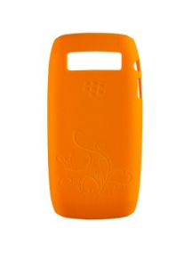 Funda de silicona Blackberry HDW-29842 naranja