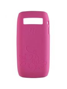 Funda de silicona Blackberry HDW-29842 rosa