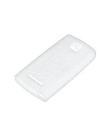Funda de silicona Nokia CC-1006 blanca