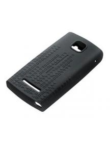 Funda de silicona Nokia CC-1006 negra