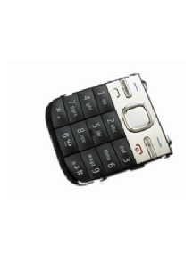 Teclado Nokia C5 negro