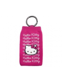Funda calcetín Hello Kitty fucsia