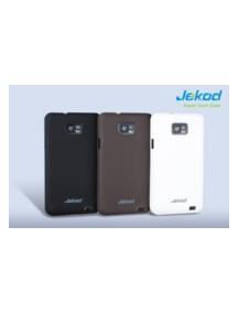 Protector + lámina display Jekod Samsung Galaxy S II i9100 negro
