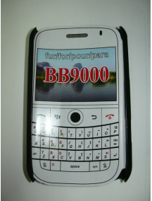 Protector rigido Blackberry 9000 negro