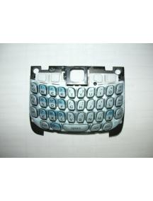 Teclado Blackberry 8520 azul
