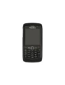 Funda de silicona Blackberry ACC-31615 negra