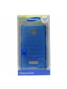 Protector rígido Samsung Galaxy S II i9100 SAMGS2CCBLU azul