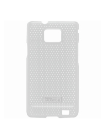 Protector rígido Samsung Galaxy S II i9100 SAMGS2CCWH blanco
