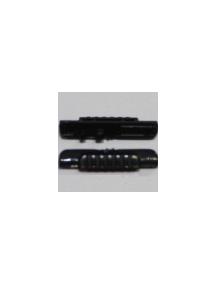 Botón de bloqueo externo Nokia C6-00 negro
