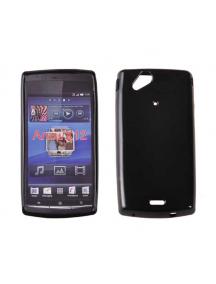 Funda TPU Telone Sony Ericsson Xperia Arc X12 negra
