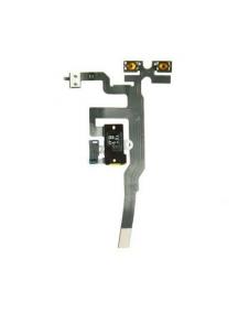 Cable flex de audio Apple iphone 4S negro