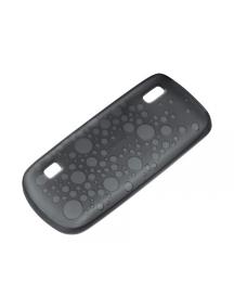 Funda de silicona Nokia CC-1035 negra