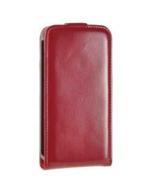 Funda de solapa Telone Slim iPhone 4 - 4S roja