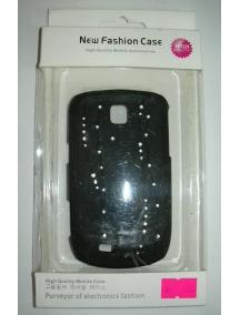 Protector rígido New Fashion negro Sasmsung S5570