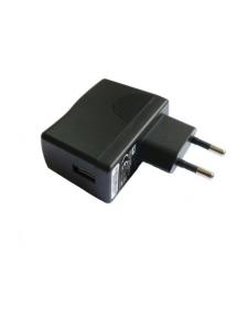 Cargador Huawei HS-050040E7 400mA con entrada USB