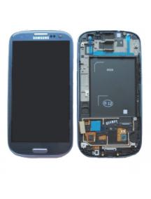 Display Samsung i9300 Galaxy S III azul