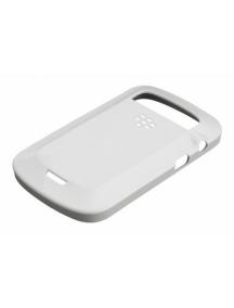 Protector trasero rígido Blackberry AAC-38874-202 9900 blanco