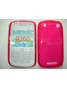 Funda TPU Blackberry 9360 roja