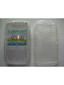 Funda TPU Blackberry 9360 transparente