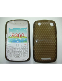 Funda TPU Blackberry 9360 negra