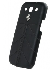 Funda Ferrari California Samsung Galaxy S III i9300 negra