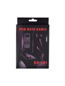 Cable micro USB compatible