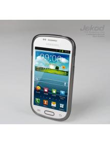 Funda TPU + lámina disp. Jekod Samsung i8190 Galaxy S III mini n