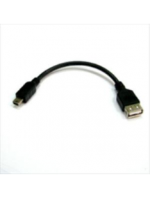 Cable OTG mini USB