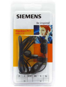 Manos libres Siemens HHS510 C55 - S55 - M55 - SX1
