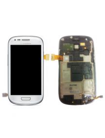 Display Samsung i8190 Galaxy S3 Mini blanco