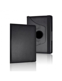 Funda rotatoria Google Nexus 7 negra