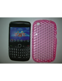 Funda TPU Blackberry 9220 rosa