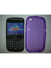 Funda TPU Blackberry 9220 morada