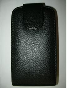 Funda solapa LG L5 II E460 negra