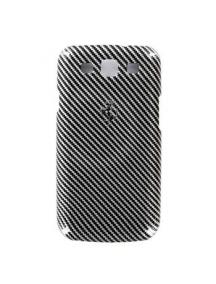 Funda Ferrari rígida FEFCHCS3BL Carbono Samsung Galaxy S3 i9300