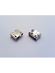 Conector de carga micro USB LG Nexus 4 E960