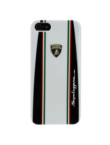 Lamborghini protector trasero rigido superleggera-d1 iphone 5 bl