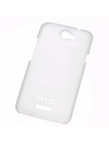 Protector Trasero rigido HTC One S, HC C742 Transparente